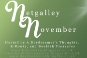 Netgalley November Update